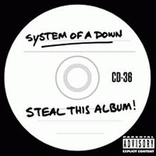 soad : steal this album