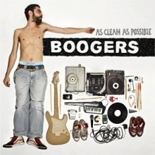Boogers - As clean as possible