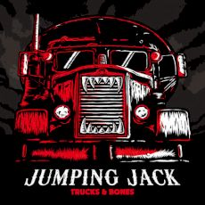 Jumping Jack - Truck and bones