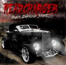 Artwork Headcharger - Black Diamond Snake