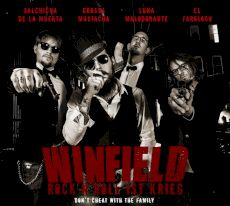 Winfield -Rock'n'roll ist krieg (Don't cheat with the family)