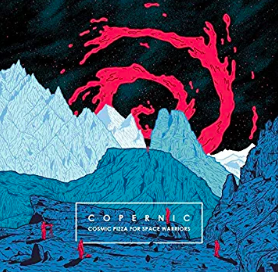 Copernic - Cosmic pizza for space warriors