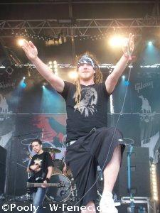 Hellfest 2007 : The Arrs