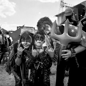 Hellfest 2010 : Mini-Kiss