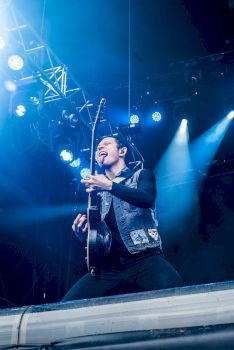 Trivium au Download Festival 2016