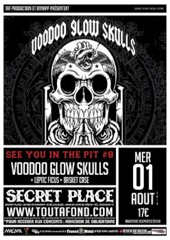 See you in the pit - Voodoo Glow skulls