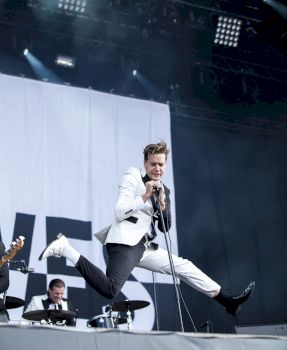 The Hives @ Download Festival