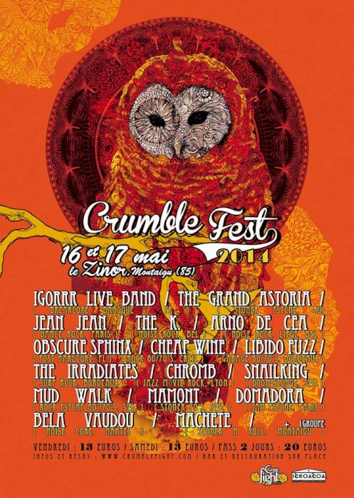 Crumble Fight Fest 2014
