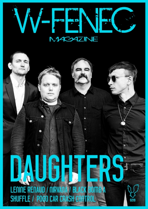 couv mag 36 : daughters